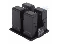 Концентратор хаб для заряда батарей DJI Mavic Air с цифровым индикатором