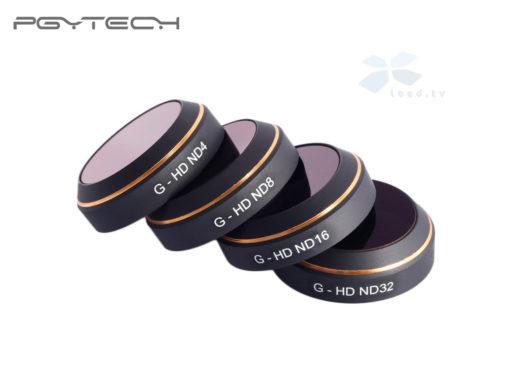 Набор оптических фильтров DJI Mavic PRO ND Filter Set (ND4 ND8 ND16 ND32) PGYTECH