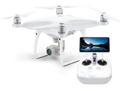 Квадрокоптер DJI Phantom 4 Advanced+ Plus с монитором