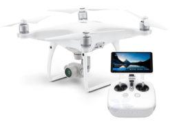 Квадрокоптер DJI Phantom 4 Advanced+ Plus с монитором