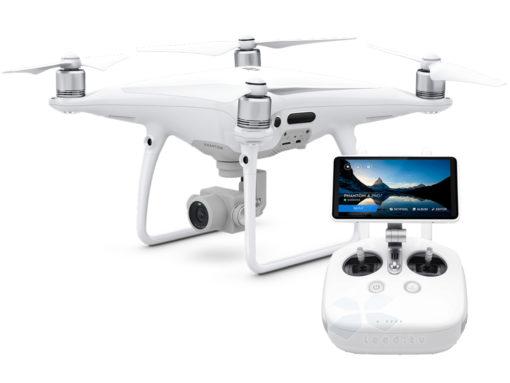 Квадрокоптер DJI Phantom 4 PRO+ Plus V2.0 с монитором
