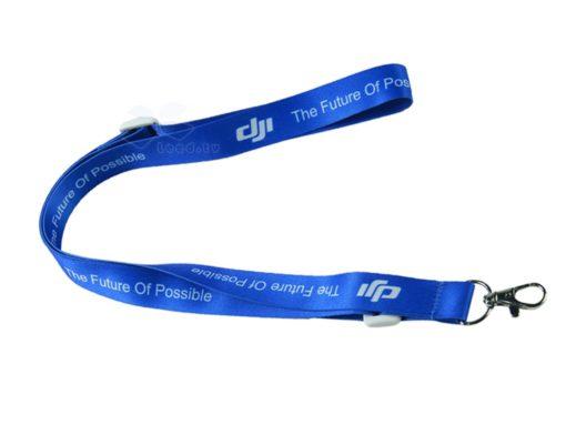 Ремешок шлейка для пульта DJI Phantom 3 DJI Phantom 4 DJI Inspire (синий)