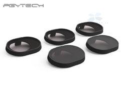 Набор оптических фильтров для DJI SPARK 5 Filters Set (ND4 ND8 ND16 UV CPL) PGYTECH