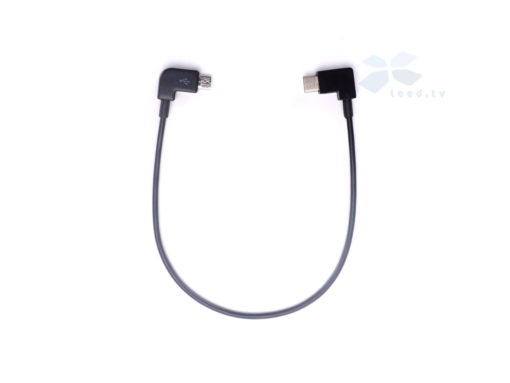 Кабель MicroUSB - USB-Type-C для DJI MAVIC и DJI SPARK