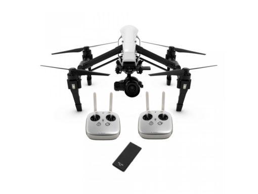 Квадрокоптер DJI Inspire 1 RAW Combo с объективом